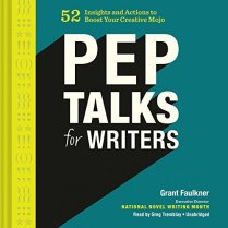 https://www.audible.com/pd/Self-Development/Pep-Talks-for-Writers-Audiobook/B07612VK7N
